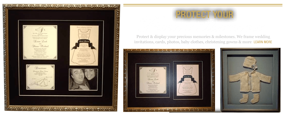 Protect your precious memories
